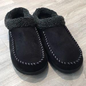 Men's Dearfoam indoor/outdoor slippers